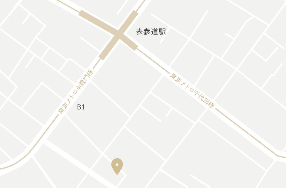 BENE 地図